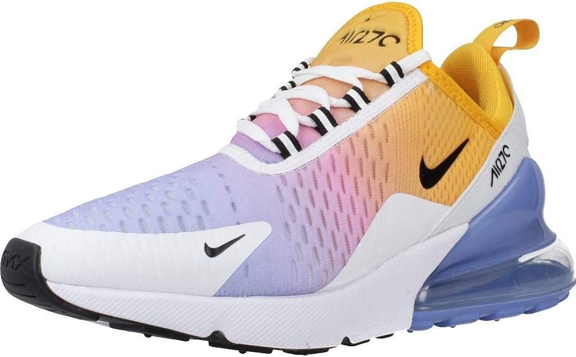 Amazon.com   Nike Women's Air Max 270 University Gold/Black