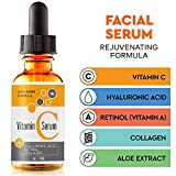 Vitamin C Serum for Face to Boost Collagen with