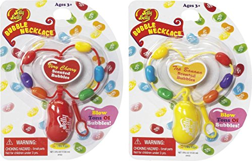 Little Kids Jelly Belly Bubble Necklace (2 Pack) ()