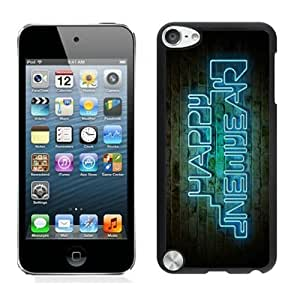 2014 Latest Merry Christmas Black iPod Touch 5 Case 78