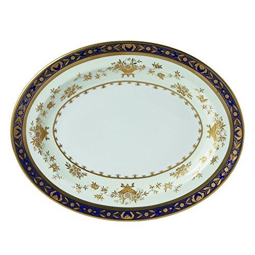 - Wedgwood Dynasty Oval Platter, 15.25
