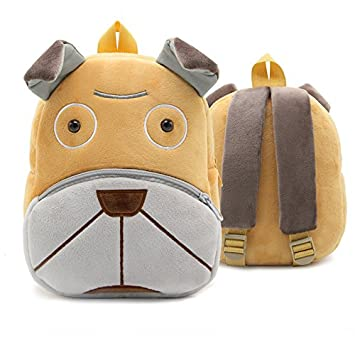 c726dd29b0 Image Unavailable. Image not available for. Color  Plush Boys girls  Children s school bags Cartoon animation Kids 2-4 years Backpacks ...