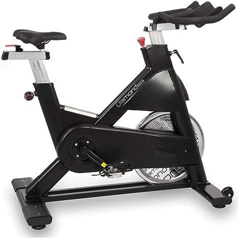 JK Diamond S53 - Bicicleta de Spinning: Amazon.es: Deportes y aire ...