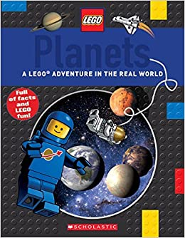 Planets (LEGO Nonfiction) by Scholastic (2016-06-28)