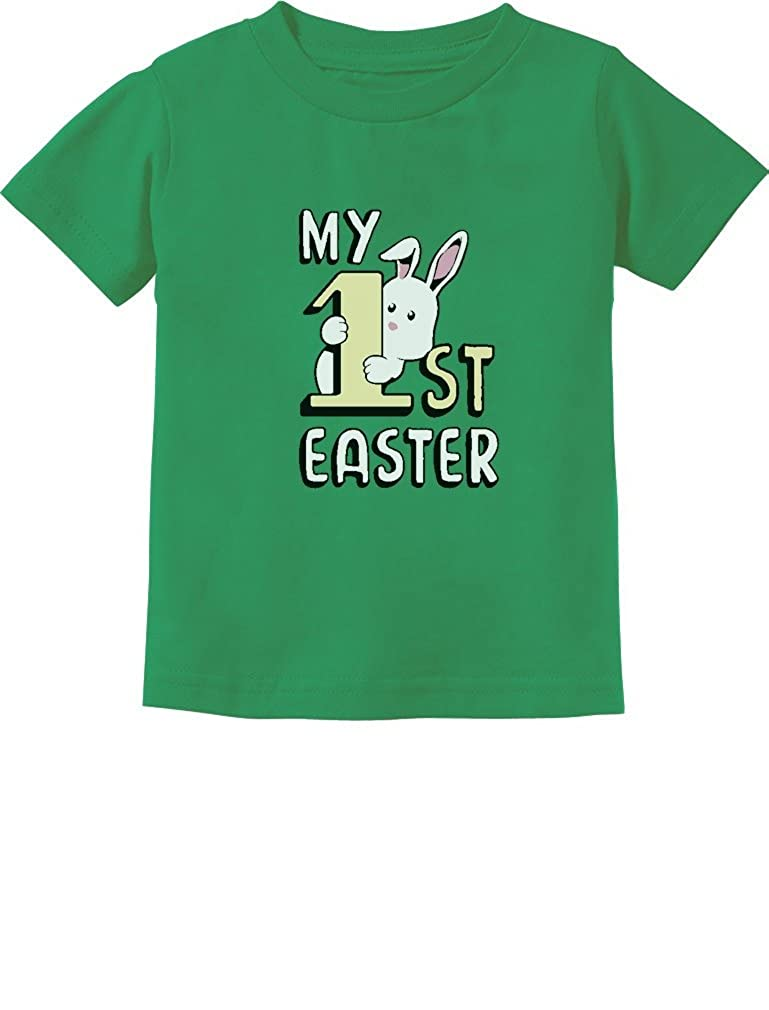 My 1st Easter Cute Little Bunny Babies Gift Infant Kids T-Shirt Tstars