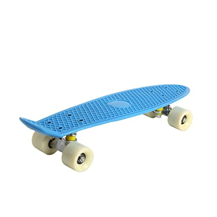 f916d462aeb Image Unavailable. Image not available for. Color  XWU 21 inch Mini Cruiser  Skateboard for Kids
