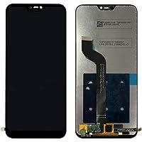 jiujinyi Xiaomi Mi A2 Lite (Redmi 6 Pro) para Pantalla Digitalizador táctil reemplazo & LCD Replacement Touch Screen Digitizer Display Assembly (Negro)