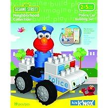 Sesame Street Neighborhood Collection Police Car
