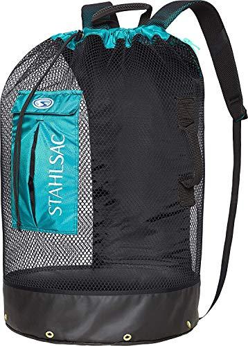 Stahlsac Bonaire Mesh Scuba Diving Equipment Backpack Aqua ()