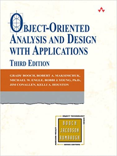 object oriented analysis and design with applications 3rd edition pdf