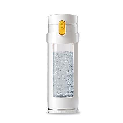 gosoit Taza Agua Plástico reiche Taza NO de elektrolytische wasserstoffreiche Taza saludable Taza Hydrogen Taza