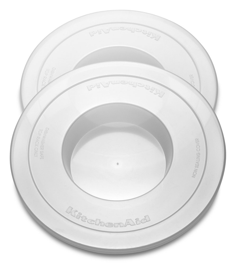 Amazon.com: KitchenAid KBC90N 2-Pack Bowl Covers for Tilt-Head ...