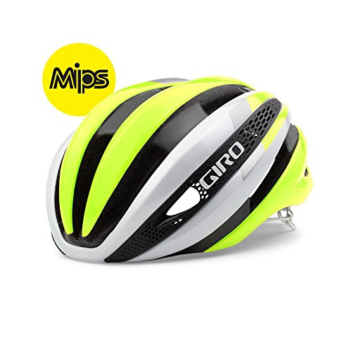 Giro-Synthe-MIPS-Equipped-Bike-Helmet-WhiteHighlight-Yellow-Medium