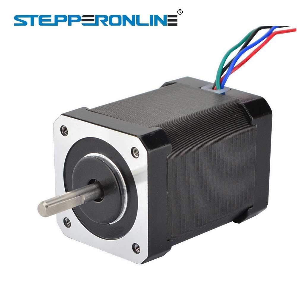 AiCheaX Tool – Motor paso a paso Nema 17 65 Ncm (92 oz.in) 60 mm 2 ...