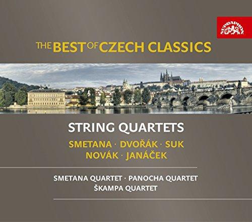 Best of Czech Classics: String Quartets