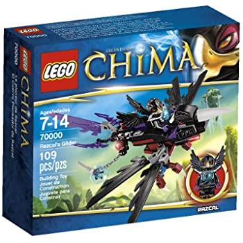 Lego, Legends of Chima Razcal's Glider (70000)