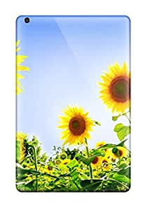 Hot 3676959K36204846 Hot New Gorgeous Sunflowers Case Cover For Ipad Mini 3 With Perfect Design