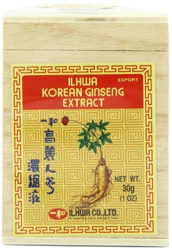 Tea Concentrated Pure Ginseng - Pure Concentrated Ginseng Tea, 1 oz (30 g)