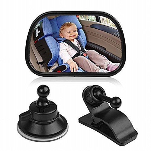 mirror to see baby in car seat - 6
