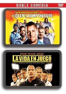 Doble Comedia: El clan de los Rompehuesos + La vida en juego [DVD]