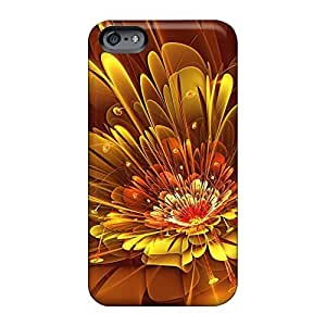 Hot mobile phone case Hot New Appearance iphone 5c - bubble abstract flowers