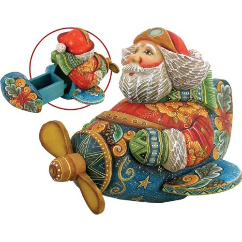 G. Debrekht Aviator Santa Box, 5