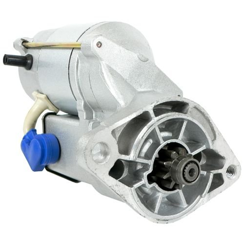 (DB Electrical SND0183 Starter For Crysler 2.4 2.4L Cirrus 95 96 97 98 99 00/ Sebring (96-99) Dodge 2.4L Stratus 95-00/ Plymouth 2.4L Breeze 96-00/4609703, 228000-3020, 228000-3021,228000-3023)