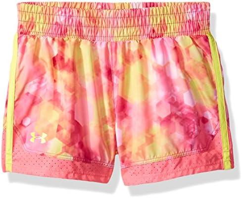 Under Armour Baby Girls New Run Short