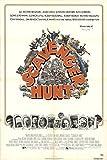 "Scavenger Hunt 1979 Authentic 27"" x 41"" Original Movie Poster Fine, Very Fine Richard Benjamin Comedy U.S. One Sheet"