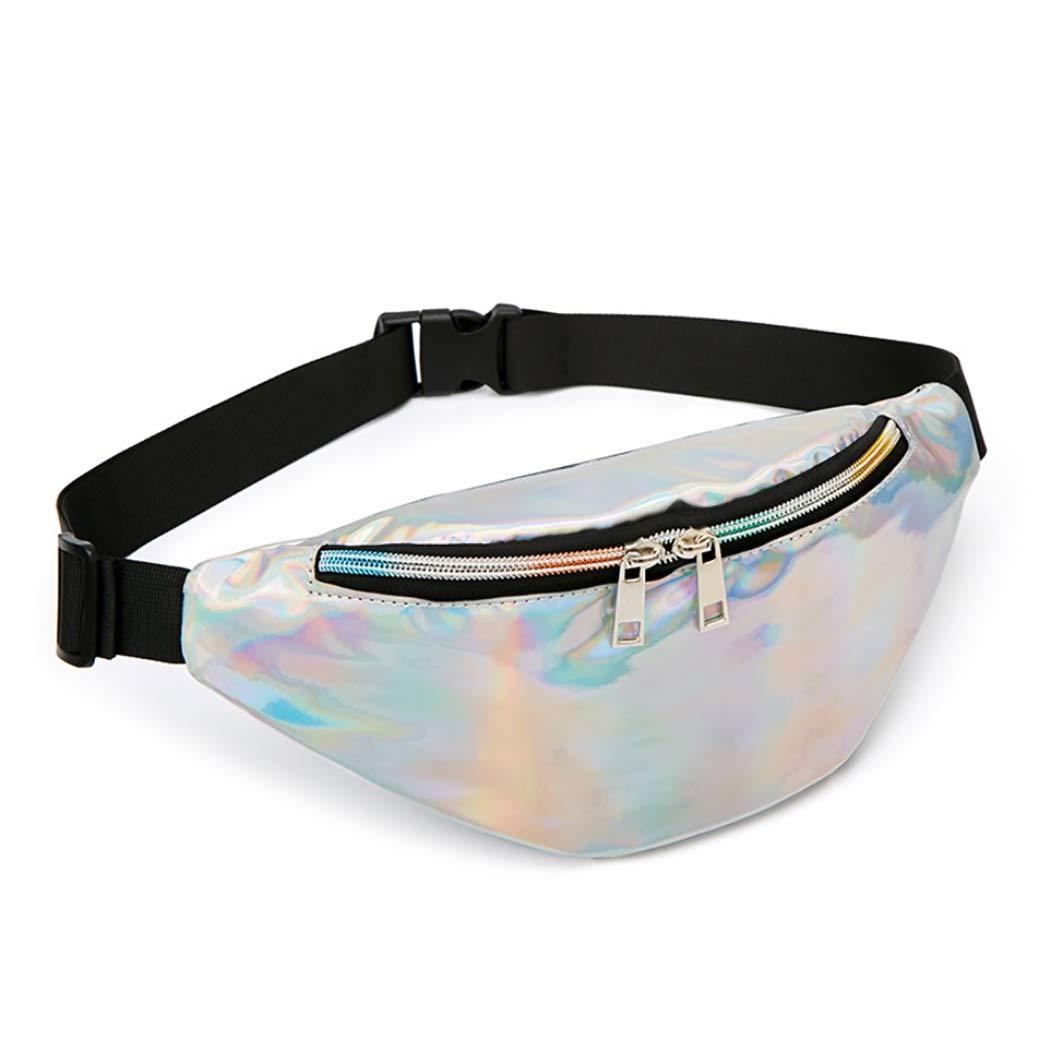 COAFIT Sports Waist Bag Lightweight Casual Running Belt Bag Waist Pack Bag