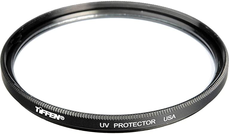 Unbranded 37mm UV filter without case.