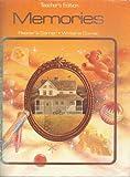 img - for Memories. Teacher's Edition. Reader's Corner. Writer's Corner. 1989 Edition book / textbook / text book