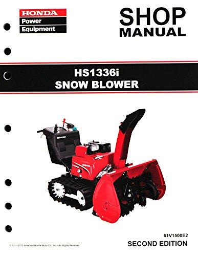 Compare Price To Honda Snowblower Service Manual
