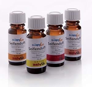 Soapyfun - Aroma para jabón (lavanda, 10 ml, aceite perfumado)