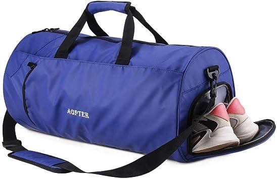 Gym Bag Sports Bag for Training Traveler Package Shoulder Pack Unisex Fitness Yoga Bag Indoor Handbag
