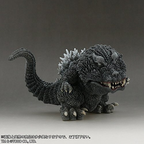 Default series Godzilla 2001 Total height 100 mm PVC painted finished figure