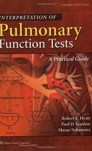 Functions Pulmonary Test - Interpretation of Pulmonary Function Tests: A Practical Guide (Interpretation of Pulmonary Function Tests (Hyatt))