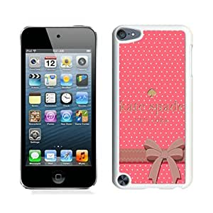 Personalized Customized Ipod Touch 5 Case Kate Spade New York Best Buy iPod Touch 5 Phone Case Case 192 White