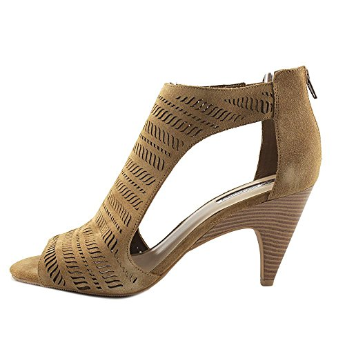 Concepts Toe Peep Granell Womens Occasion Special Suede INC International Toffee ANK qxw75ngA4Y