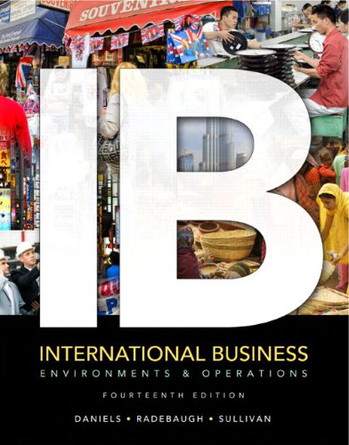 International Business: Environments & Operations Plus NEW MyManagementLab with Pearson eText -- Access Card Package