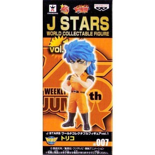 single item J STARS World Collectable Figure vol.1 JS007. Tricot