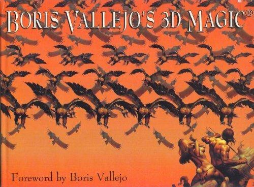 Boris Vallejo's 3d Magic - Kent Optical