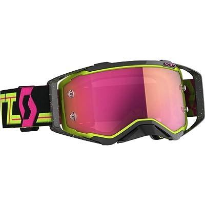Scott Unisex-Adult Goggle (Blk/Yel, one_size): Automotive