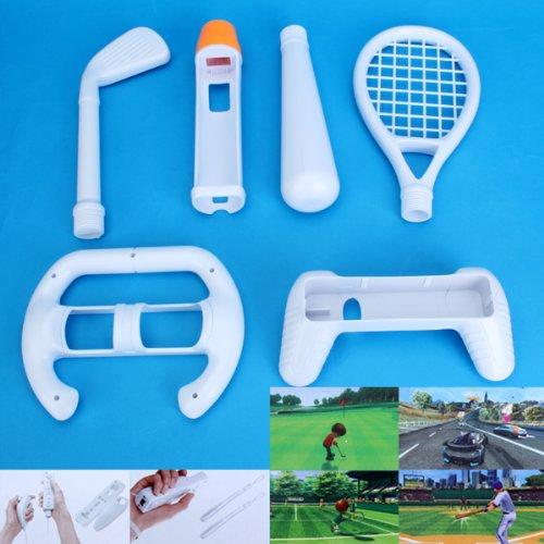 15 in 1 Sports Pack for Nintendo WII Remote Game - Worldwide free shipping
