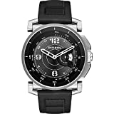 Diesel Watches On Time Hybrid Smartwatch (Black/Black)