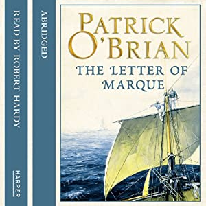 The Letter of Marque Audiobook