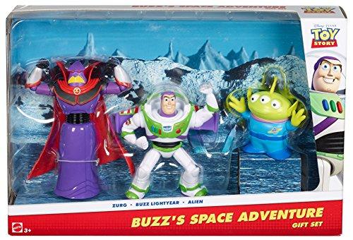 Disney/Pixar Toy Story 4″ Basic Figures #1 (3 Pack)