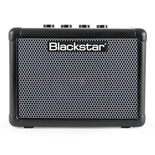 (Blackstar Bass Combo Amplifier Black FLY3BASS)