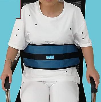 Cinturón De Seguridad En Silla De Ruedas Pacientes Cuidados Arnés De Seguridad Silla Cintura Lap Correa Para Ancianos, Discapacitados Cuidado De La Cama ...