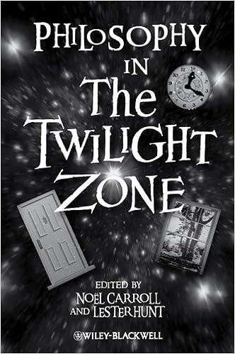 Book Philosophy in The Twilight Zone